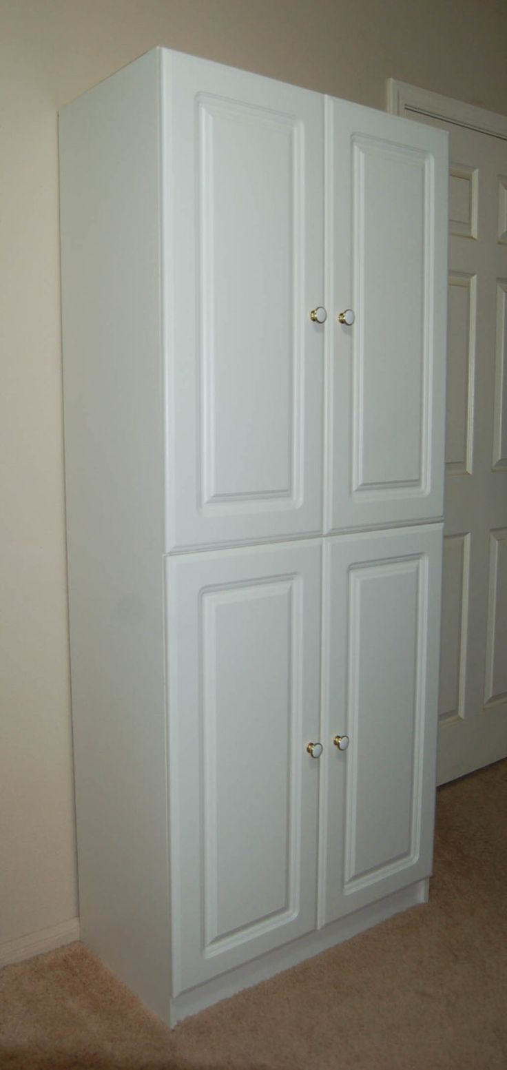 Tall Kitchen Storage Cabinets Couchable Narrow Cabinet