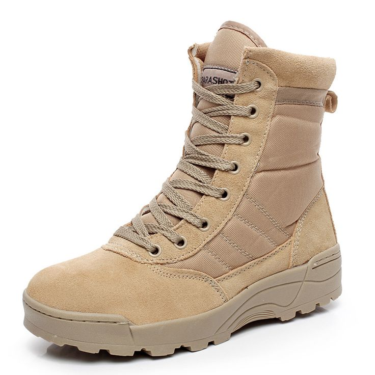 men autumn winter desert tooling Boots High to help Martin shoes size 39-45