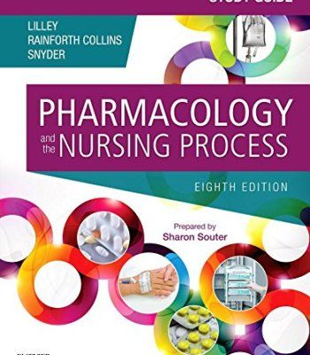 Study Guide for Pharmacology and the Nursing Process, 8e PDF