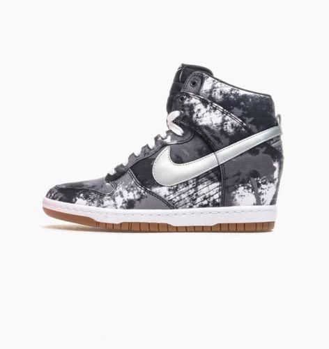 online store e6166 baa10 ... Nike Dunk Sky Hi Print Undercover high Revolution 543258 004 WOMENS  Classic RARE ...
