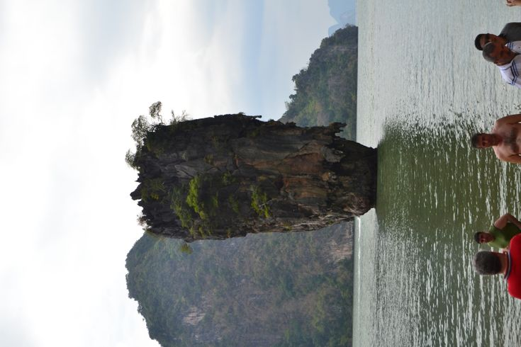 James Bond Island, Phuket - Thailand.