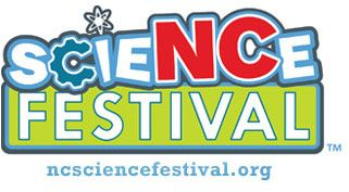 well designed logos and graphics on this science festival website :)