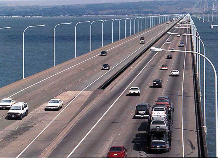 Rendering of the future San Mateo-Hayward Bridge