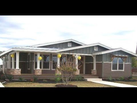 Lalinda triplewide built in porch Mobile & Modular Home in TX. text 210-...
