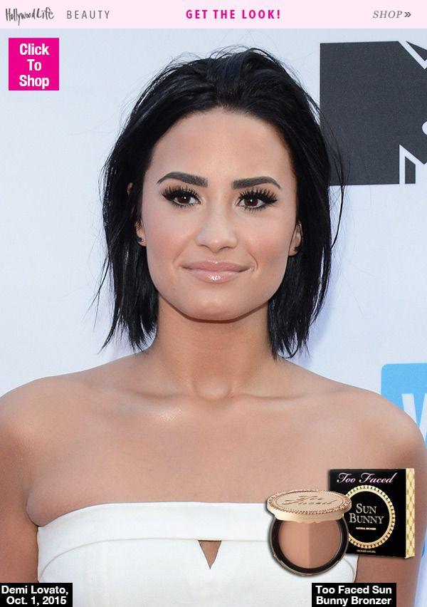 Copy Demi Lovato's Bronzed Glow For$30