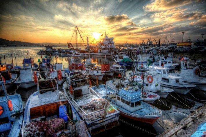 #Bosporus Boats by National Geographic Βάρκες στον #Βόσπορο