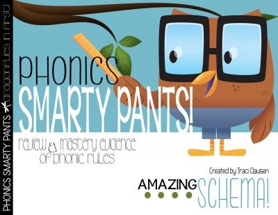 PHONICS Smarty Pants