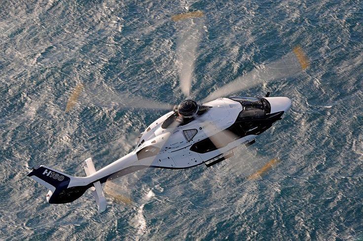 © Airbus Helicopters - Le H160 est destiné au marché civil comme militaire. © Airbus Helicopters - Le premier prototype du H160, non loin de Marignane.  Lors d'une visite dans les installations d'Airbus Helicopters le 03 mars 2017, le Ministre français de la Défense Jean-Yves Le Drian a déclaré dans son discours que la France allait utiliser l'hélicoptère H160 d'Airbus Helicopters comme «la base du futur hélicoptère léger inter-armées» (HIL).