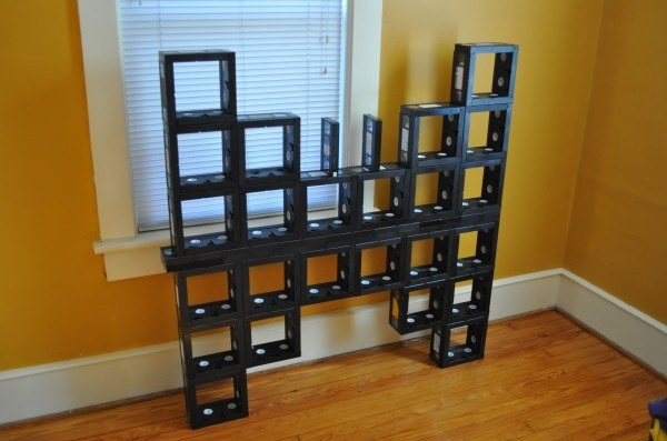 12 Cool Projects with Recycled VHS Tape