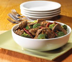 Beef Stir-fry with Broccoli