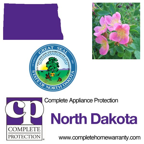 North Dakota Home Warranty - Complete Appliance Protection - Best Home Warranty Reviews - Call 1-800-978-2022 - North Dakota Home Warranty