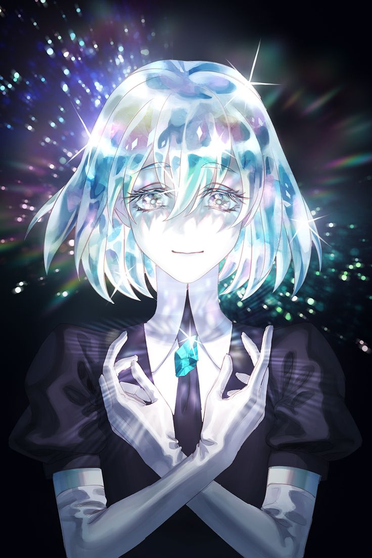 Wallpaper Girl Nerd Diamond Houseki No Kuni 800x1200 613 Kb Anime