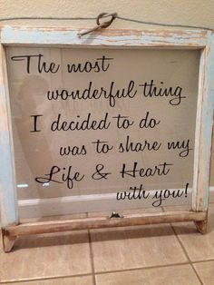 Vinyl Projects On Glass   ... window sayings vinyl old window projects window recycling love quotes