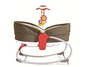 "The #1 item on my ""Most Wanted"" list! The Tiny Love 3-in-1 Rocker Napper #baby"