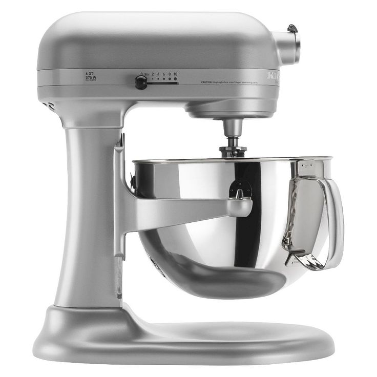 KitchenAid Professional 600 Series 6-Quart Bowl-Lift Stand Mixer - KP26M1X,