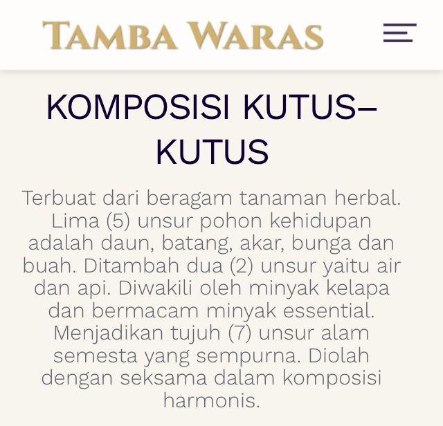 Pin Oleh Salafy Salafy Di Minyak Kutus Kutus Makassar Pohon Kehidupan Komposisi Minyak
