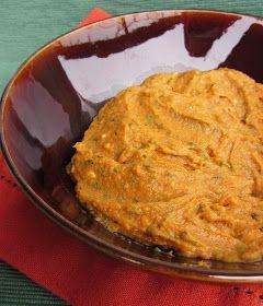 southwest sweet potato dip