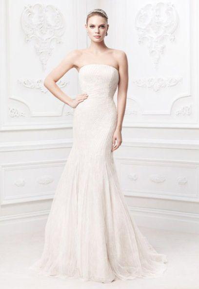 Zac Posen: une collection de robes de mariée à prix doux | Elle Québec