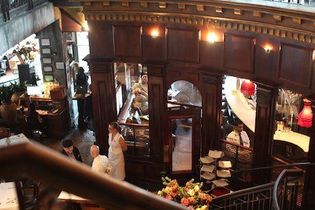 La Queue de Cheval, one of Montreal's premiere steakhouses