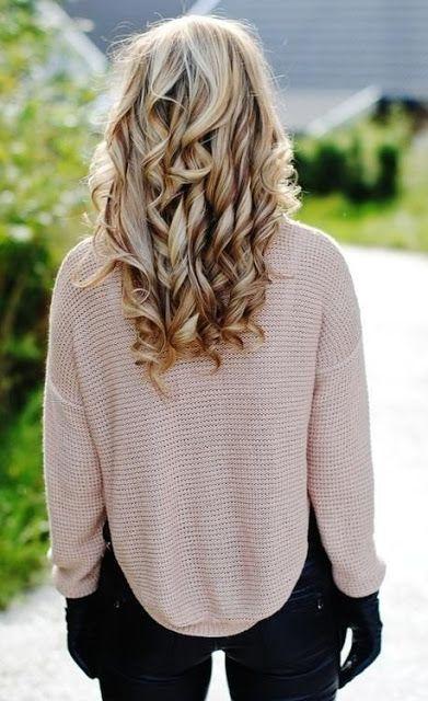 Highlights in je lange haar? Laat je inspireren door deze 12 lange kapsels met highlights.. - Pagina 2 van 12 - Kapsels voor haar