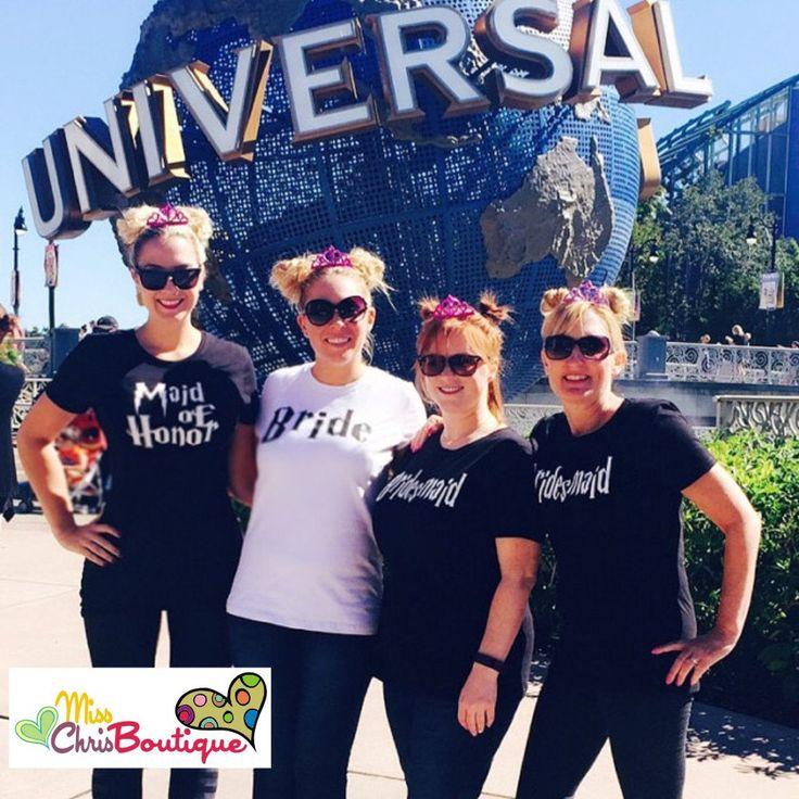 Harry Potter Shirt, Bride Shirt, Harry Potter Inspired Wedding Shirt, Custom T shirts, Bridesmaid Shirts, Funny Shirts Cool Shirts by MissChrisBoutique on Etsy
