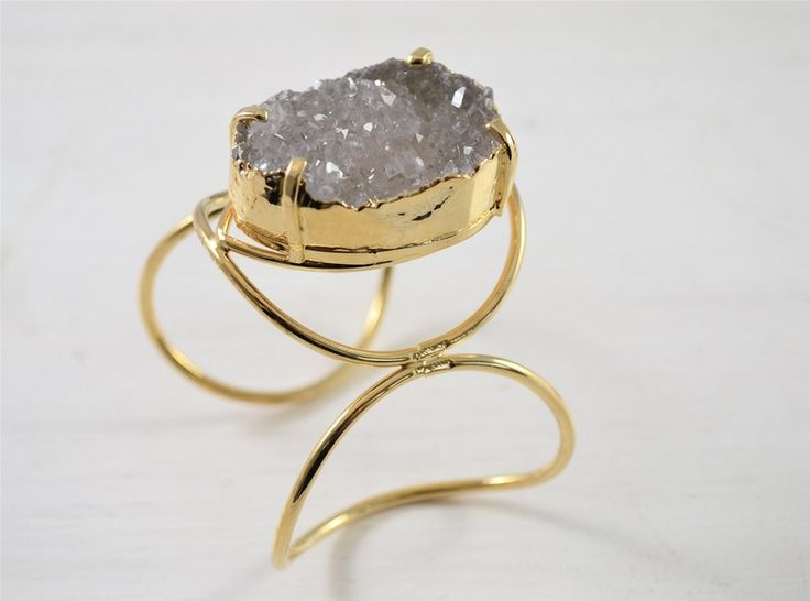 Bracelet précieux de Crystal and Sage Jewelry sur DaWanda.com