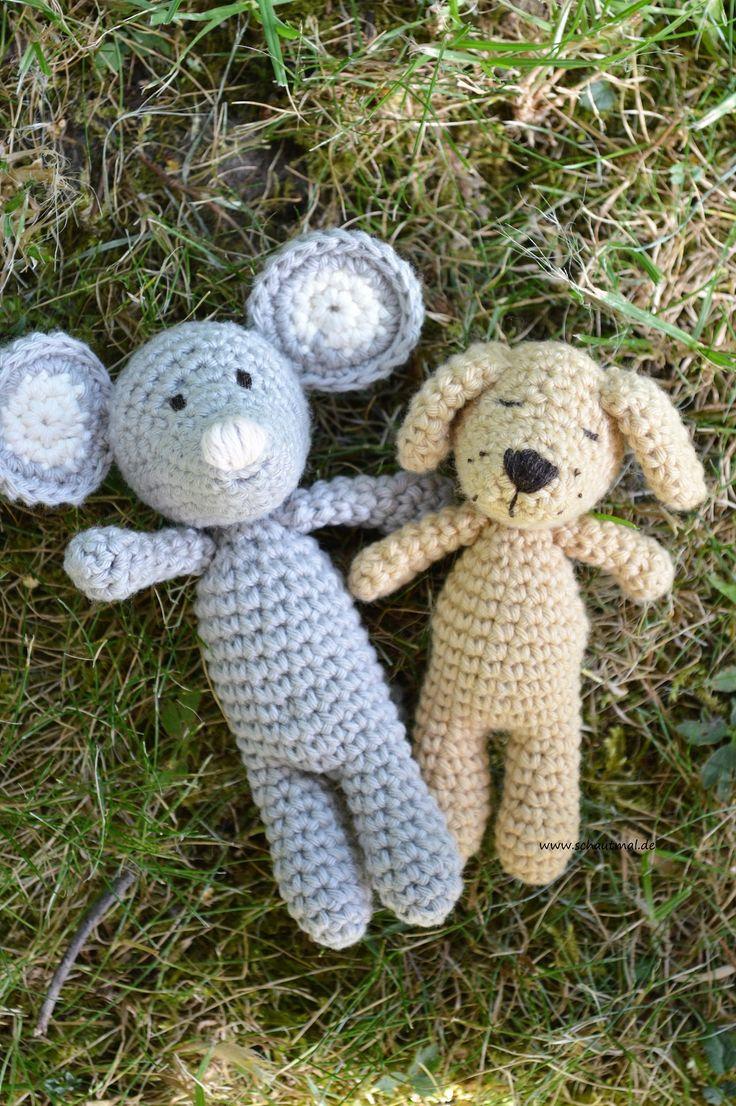 122 best häckeln images on Pinterest | Crochet patterns, Crocheting ...