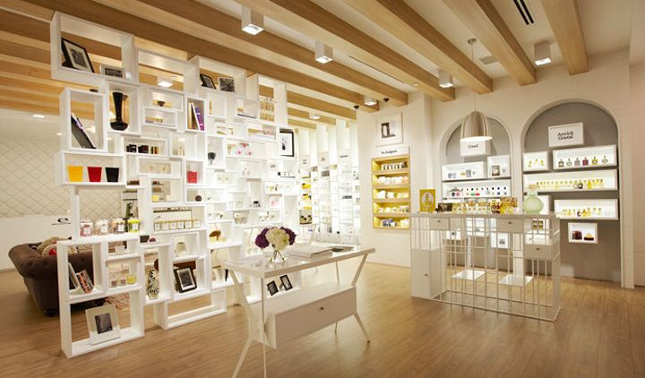 Escentials concept store by Asylum, Singapore cosmetics