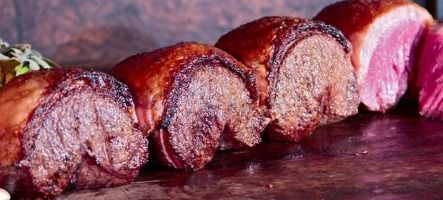 Picanha Meat is like the rump roast that we have here in America, but from what I have seen they leave the fat cap on which is something we usually have cut off.