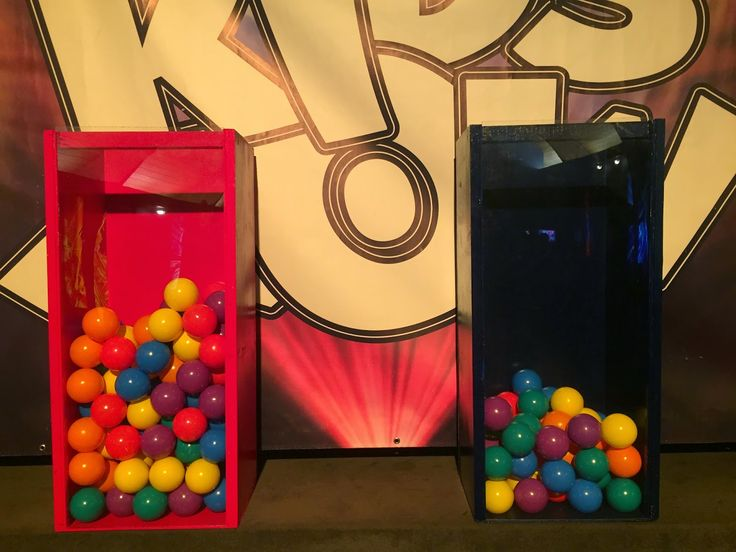 """Simply Kids Ministry """"A Concoction of Stuff for KidMin"""": Point Contanier"""