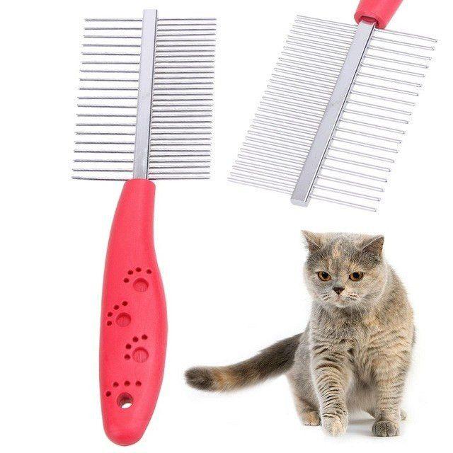 Stainless Steel Fancy grooming comb