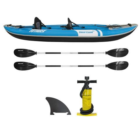 Voyager 2 Person Inflatable Kayak
