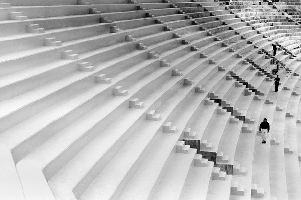 Konya Stadium | Bahadır Kul Architects; Photo: Ket Kolektif | Archinect