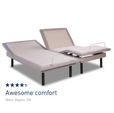 Best 25 Adjustable Beds Ideas On Pinterest Queen Size
