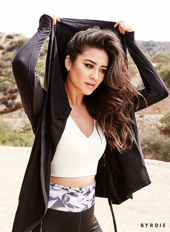 Shay Mitchell Fit to wander