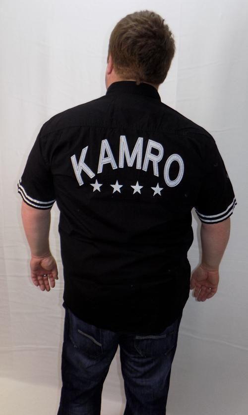 ** Neu! Kamro Hemd Kurzarm 15482-335 3-12XL