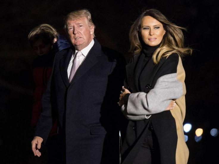 """Die Porno-Affäre von Donald Trump scheint seine Frau Melania schwer zu treffen. Insider aus dem Weissen Haus geben nun pikante Details aus dem Eheleben preis. Ist das wirklich noch eine glückliche Ehe? Die jüngsten Sex-Enthüllungen rund um Donald Trumps (71, """"Great Again!"""")..."""