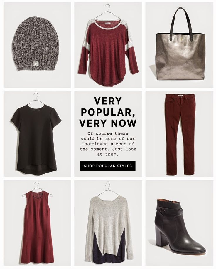 madewell new arrivals email - Google Search