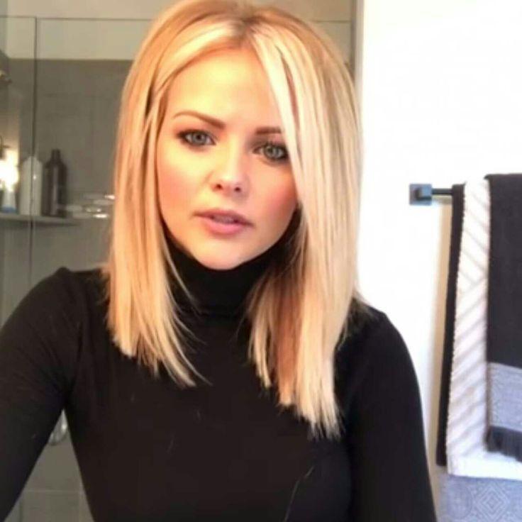Medium Length Blunt Haircuts For Women 69