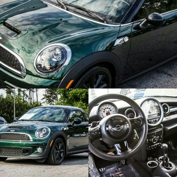 2014 Mini Cooper Hardtop   Stock# ET772677   For more information call: Perry at (470)819-6744  perry-platinumluxuryautos.com