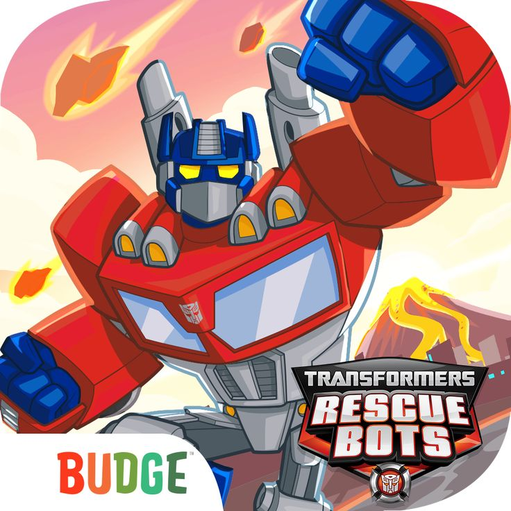 Transformers Rescue Bots: Disaster Dash Kids App  Assemble all the Rescue Bots and go on an action-packed adventure to save the world from the evil Dr. Morocco! Rescue citizens, outrun disasters and chase down Morbots.