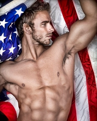 hello america: Usa Flags, Blondes, Stars, Boys, 4Th Of July, Sexy Men, God Blessed, Stripes, Male Models