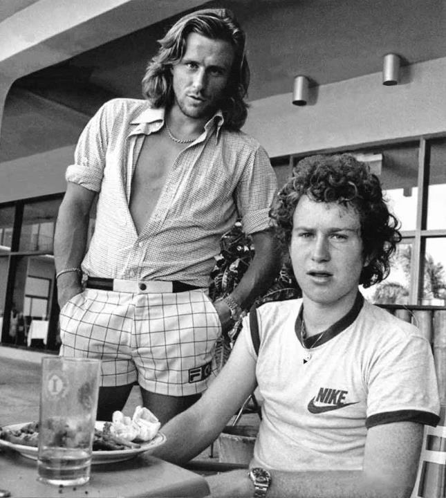 Borg & McEnroe