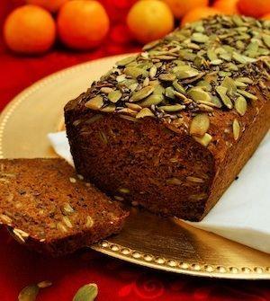 #glutenfritt #kavring # bröd
