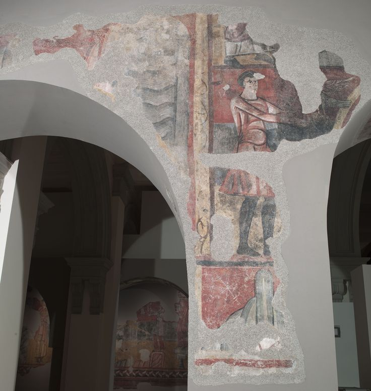 Resultado de imagen de Sant Joan de Boí ave mordiendose la cola