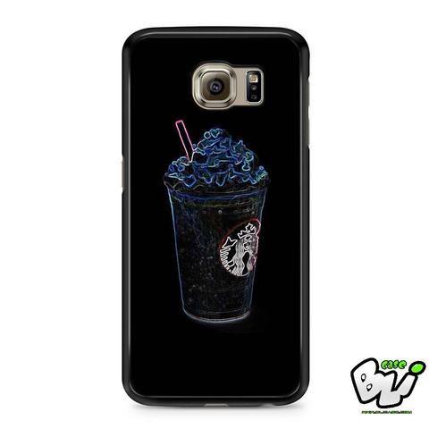 Black Fraps Drink Samsung Galaxy S6 Case