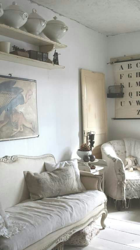 Alphabet wall scroll