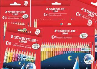 Staedtler Luna Watercoloured