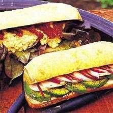 Mättande smaskiga smörgåsar - Recept - Tasteline.com