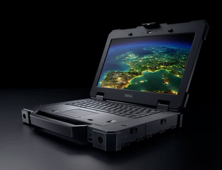 Dell Latitude 12 Rugged Extreme Convertible Notebook